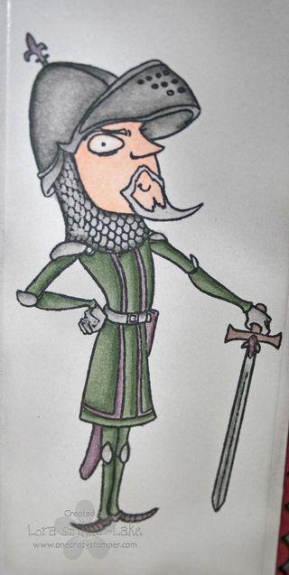 Sir Galahad Close