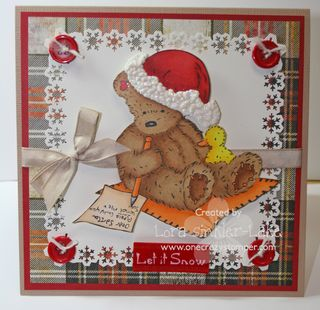Popcorn Bear Santa Letter 001