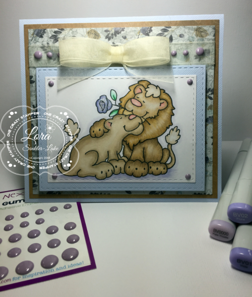 S089SnuggleLionsCard1ty