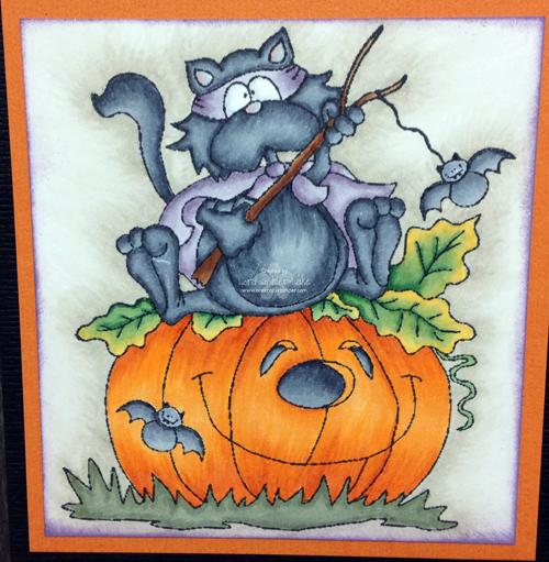Halloweenkittyhal
